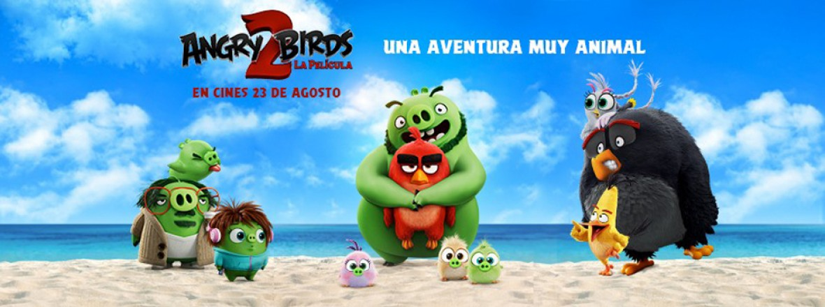 A - Angry Birds 2